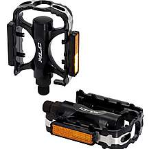 XLC One-Piece Alloy MTB Pedals