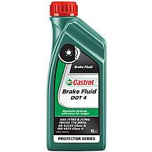 image of Castrol Motorbike Brake Fluid DT4 1L