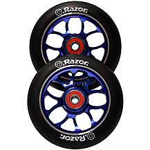 image of Razor 100mm Wheels w/Abec9