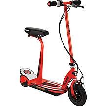 image of Razor Power Core E100S Electric Scooter - Red