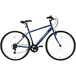 "image of Apollo Transfer Mens Hybrid Bike - 18"", 21"" Frames"