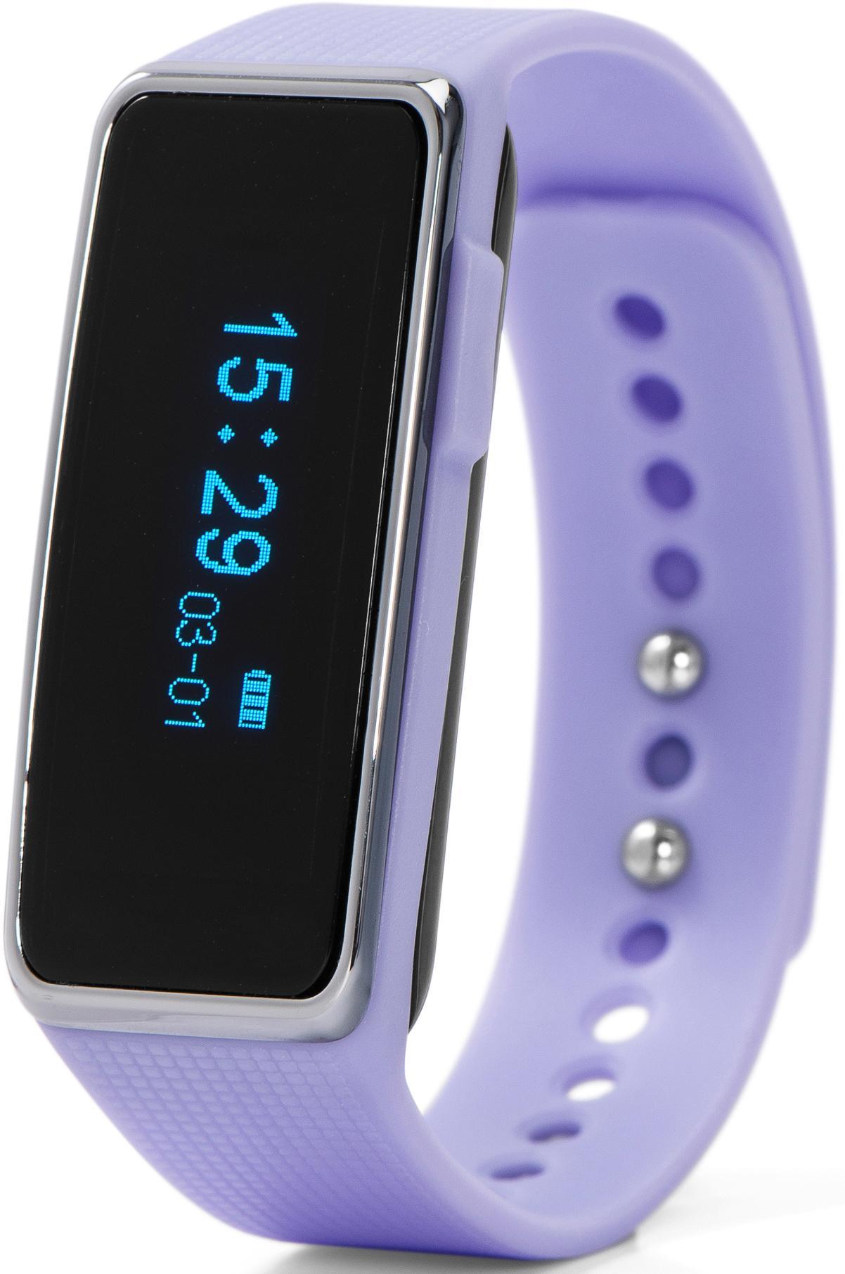 Nuband Activ Fitness Tracker - Lilac