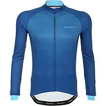 image of Boardman Mens LS Thermal Jersey Blue