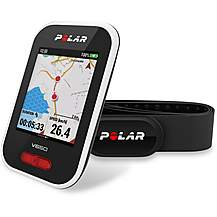 image of Polar V650 Cycle GPS with H10 Heart Rate Monitor