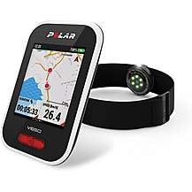 image of Polar V650 Cycle GPS with OH1 Heart Rate Monitor