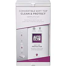 image of Autoglym Cabriolet Fabric Hood Maintenance Kit