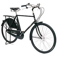 image of Pashley Roadster Classic Mens Bike