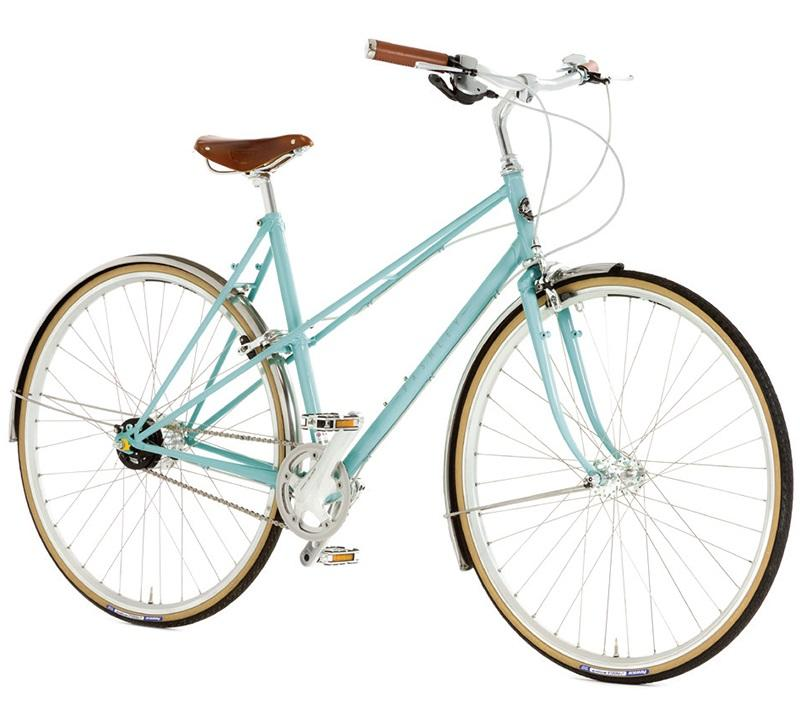 Pashley Aurora Womens Bike  - Duck Egg Blue  18 inch