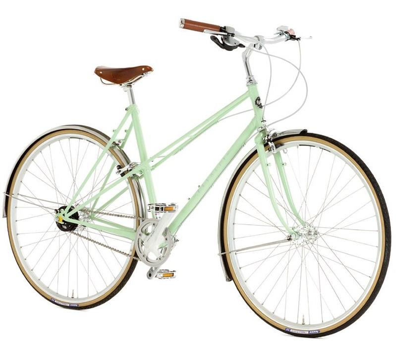 Pashley Aurora Womens Bike - Peppermint 18 inch