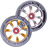 Crisp Hollowtech Wheels 100mm Grey/Gold