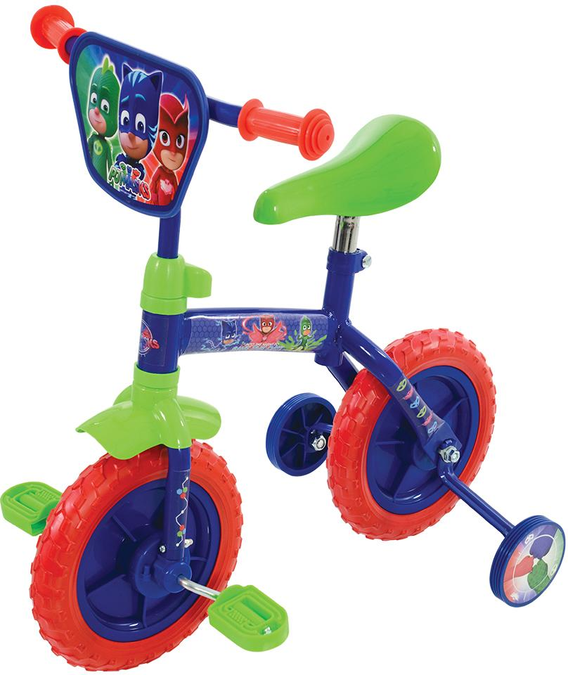 PJ Masks 2in1 10 inch Training Bike