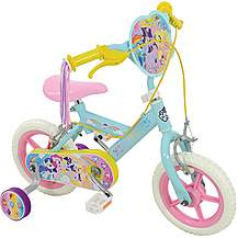 "image of My Little Pony My First Bike - 12"" Wheel"