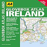 AA Ireland Glove Box Atlas A5 4th Edition