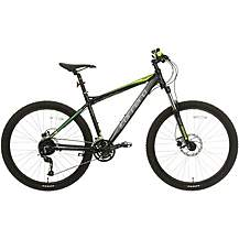image of Carrera Vulcan Mens Mountain Bike - Black - S, M, L Frames
