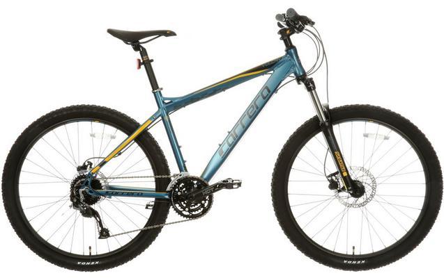2e8d32aa817 Carrera Vulcan Mens Mountain Bike -...