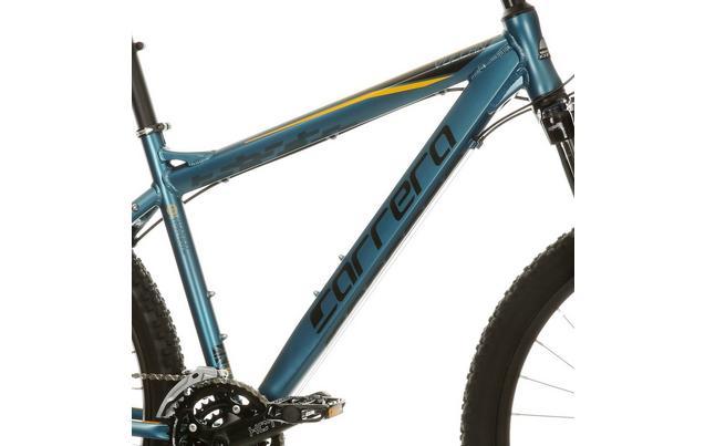 388235efd39 Carrera Vulcan Mens Mountain Bike - Blue - S, M, L Frames