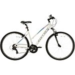 image of Carrera Crossfire 1 Womens Hybrid Bike - S, M, L Frames
