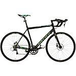 image of Carrera Vanquish Disc Mens Road Bike - Black - M, L Frames
