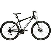image of Carrera Vengeance Mens Mountain Bike - Black - XS, S, M, L, XL Frames