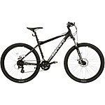 image of Carrera Vengeance Mens Mountain Bike - Black - XS, S, M, L, XL Frames