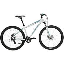 image of Carrera Vengeance Womens Mountain Bike - White - S, M, L Frames