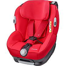 image of Maxi-Cosi Opal Group 0+/1 Baby Car Seat - Vivid Red