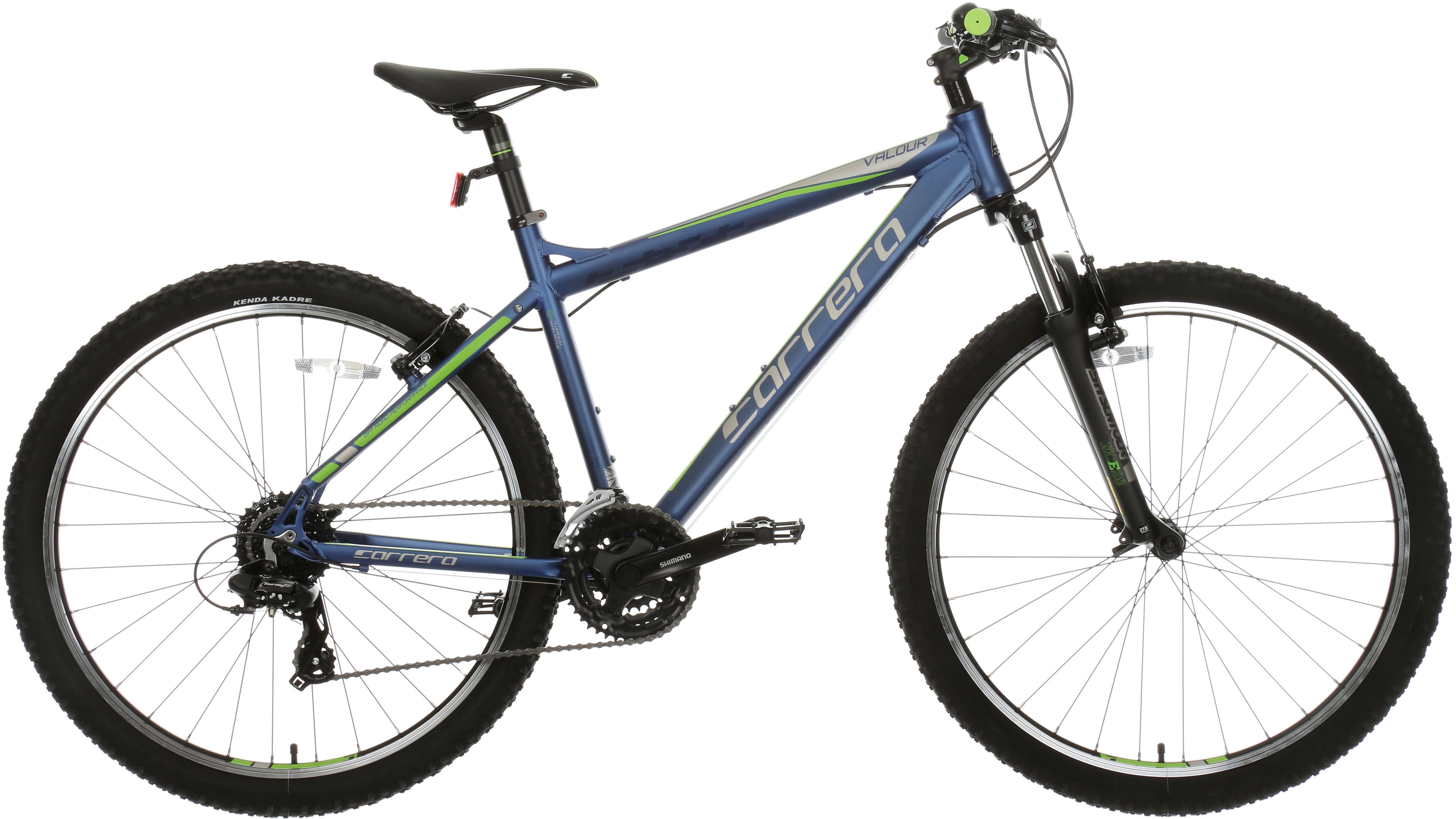 Carrera Valour Mens Mountain Bike - Large