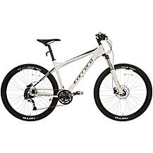image of Carrera Kraken Mountain Bike - White - S, M, L, XL Frames