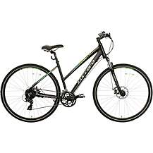 Carrera Crossfire 2 Womens Hybrid Bike - Blac
