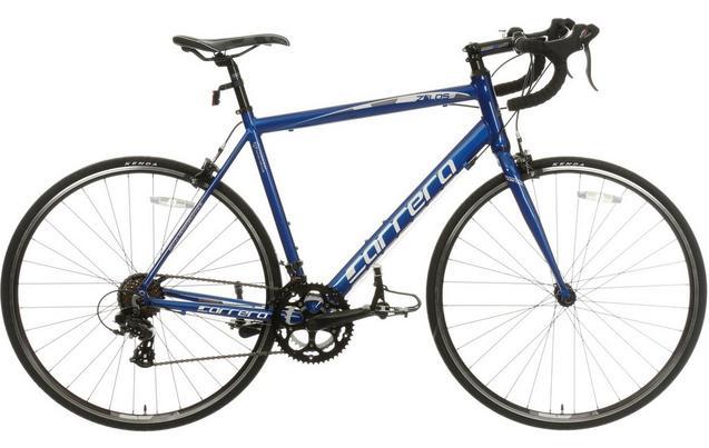 Carrera Zelos Mens Road Bike - 51, 54cm