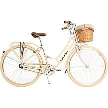 "image of Raleigh Fern Cream Womens Classic Bike - 17"", 19"", 21"" Frames"