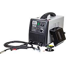 image of SIP T136 MIG Gas/Gasless Welder