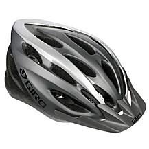 654628: Giro Indicator Bike Helmet - White/Titanium (...