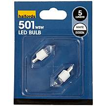 image of Halfords LED501W Bulb