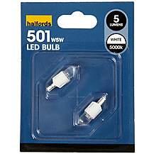image of Halfords LED501W Bulb