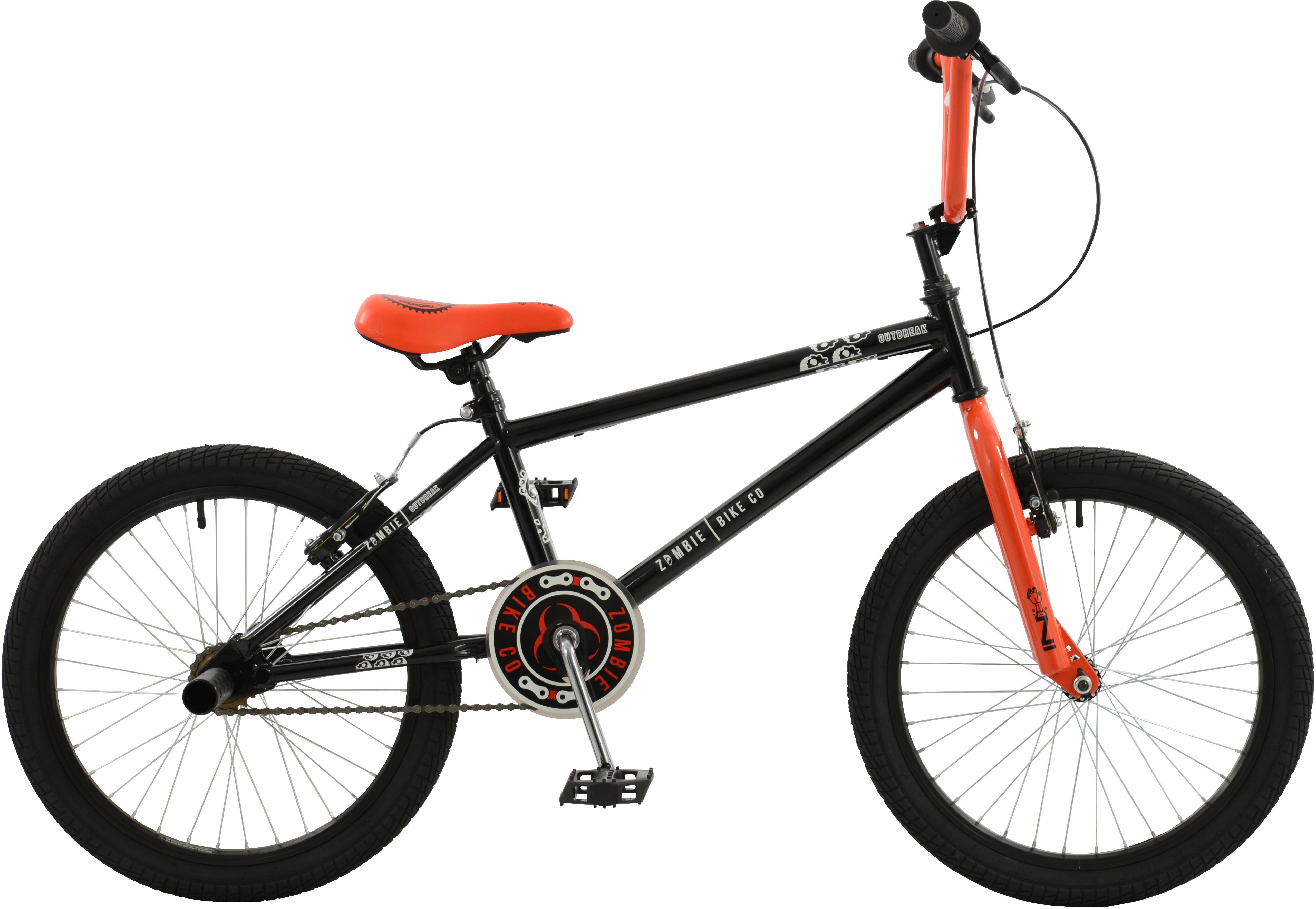 Zombie Outbreak BMX Bike - 20 inch Wheel