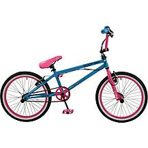 Zombie Scream BMX Bike - 20