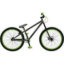"image of Zombie Airbourne XL BMX Dirt Jump Bike - 26"" Wheel"