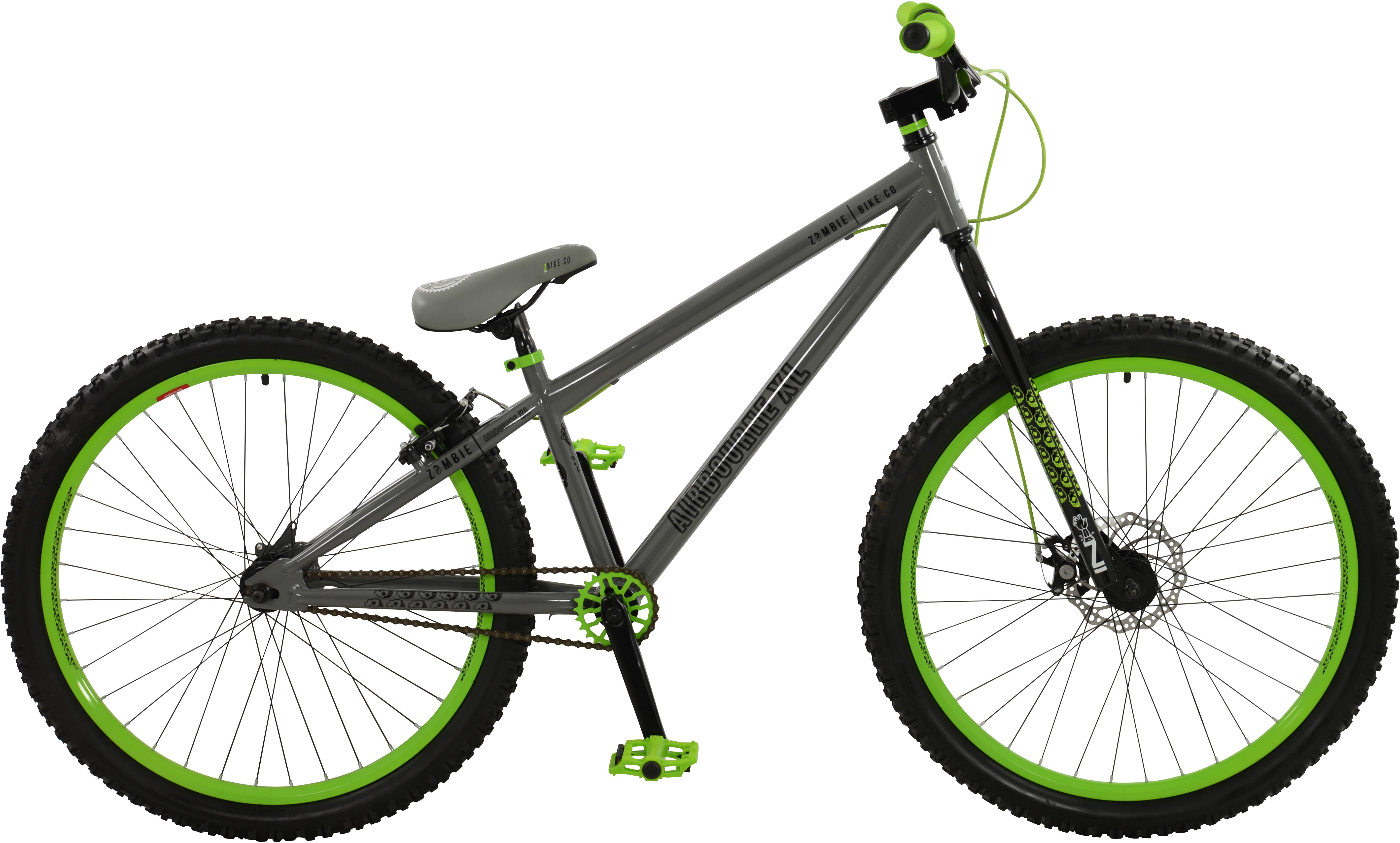 Zombie Airbourne XL BMX Dirt Jump Bike - 26 inch Wheel
