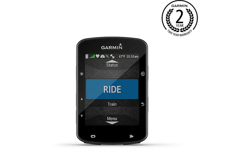 Garmin Cycle Computer >> Garmin Edge 520 Plus Gps Cycle Computer