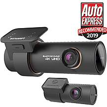 BlackVue DR900S-2CH with Rear Dash Cam and 16