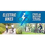 FREE 48 Hour Electric Bike Trial