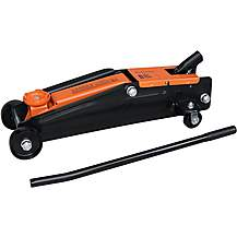 image of Halfords 3 Tonne Hydraulic Trolley Jack