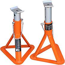 image of Halfords 2 Tonne Axle Stands