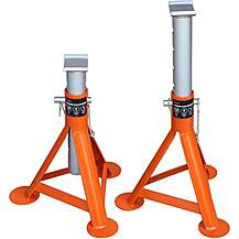 image of Halfords 3 Tonne Axle Stands