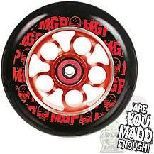 image of MGP Aero Ninja Wheel 110mm including Bearings - Red