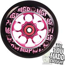 image of MGP Aero Ninja Wheel 110mm including Bearings - Pink