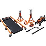 image of Halfords 5 Piece Lifting Kit