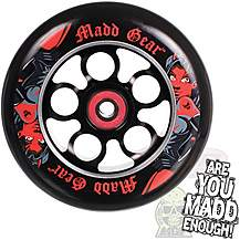 image of MGP Aero She Devil Wheel 110mm including Bearings