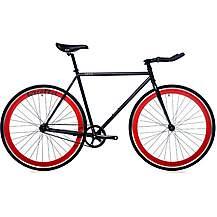 image of Quella Nero Fixie Bike - 51, 54, 58, 61cm Frames